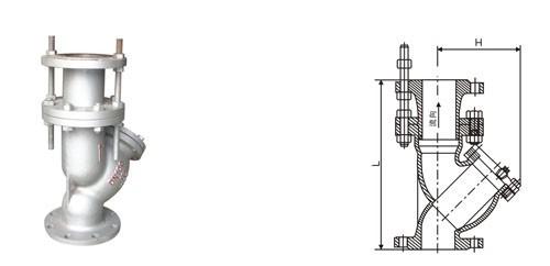 拉杆伸缩过滤器(sry-lg型)
